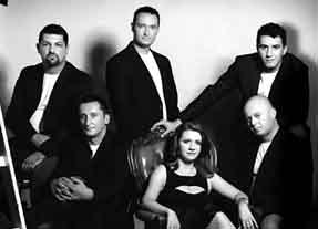 Bend za svadbe - Karavan band